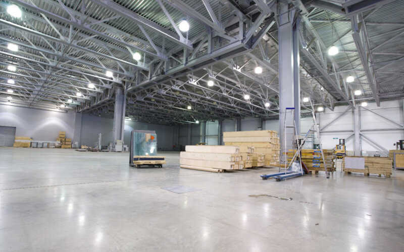 Lighting Basics for Small Scale Manufacturing Industries