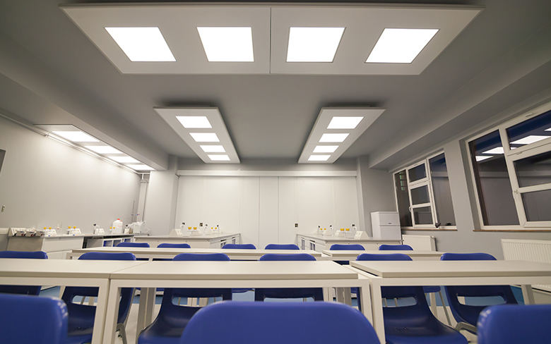 Application areas and benefits of indoor lighting - Wipro