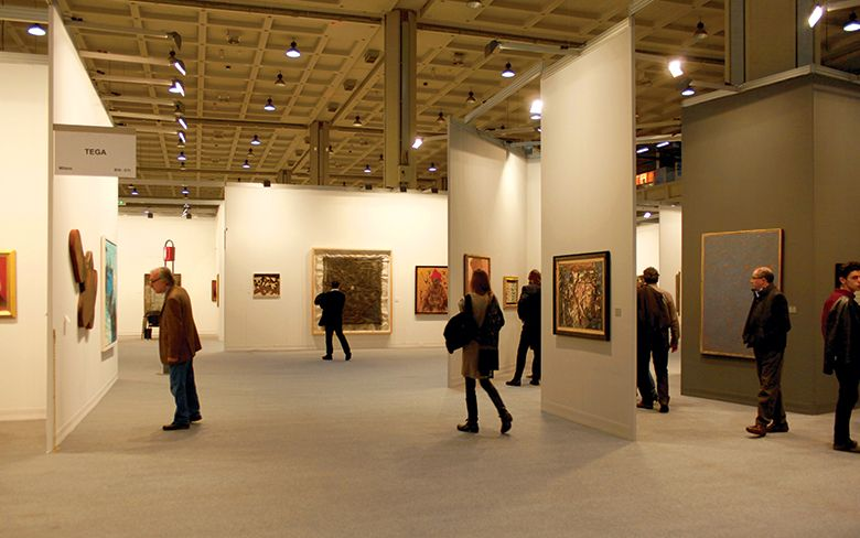 The importance of lighting in Art Galleries