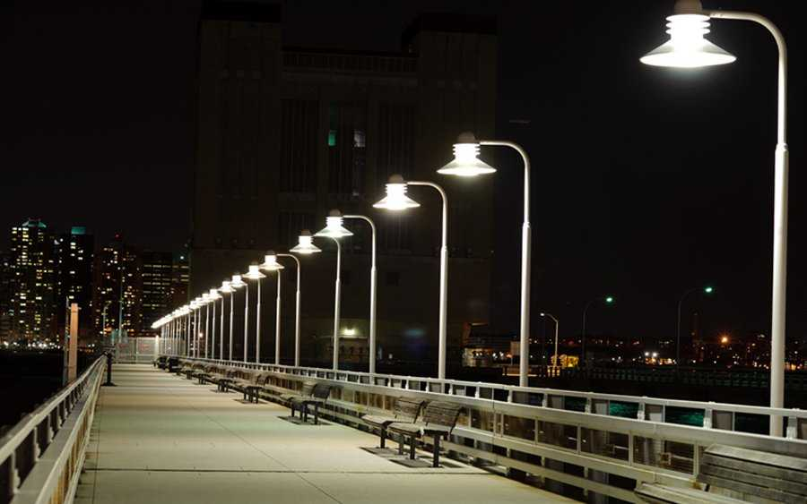 Outdoor LED Lighting is Redefining Spaces