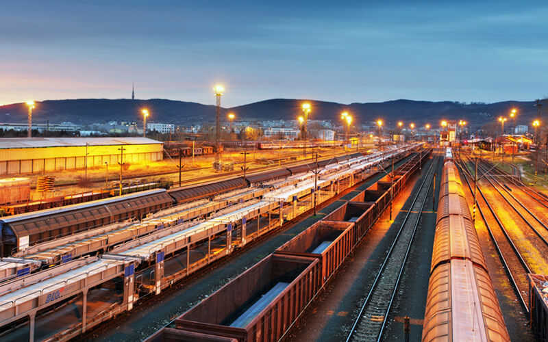 The Role of Lighting in Maintaining Security at Railway Yards