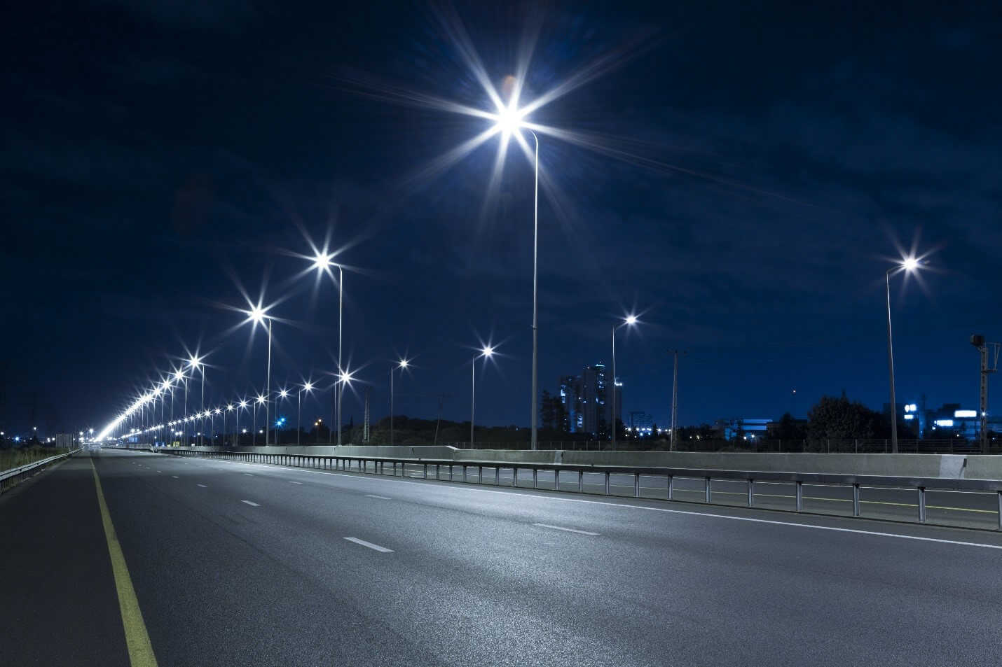 Can LED Lights make our Highways Safer?