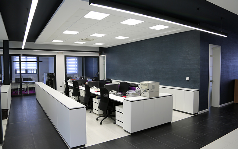 How Power over Ethernet lighting work - Wipro Lighting