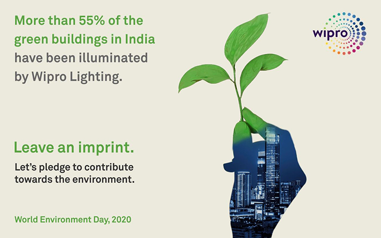 World Environment Day 2020: 3 Reasons you should decide on LED Lighting Solutions