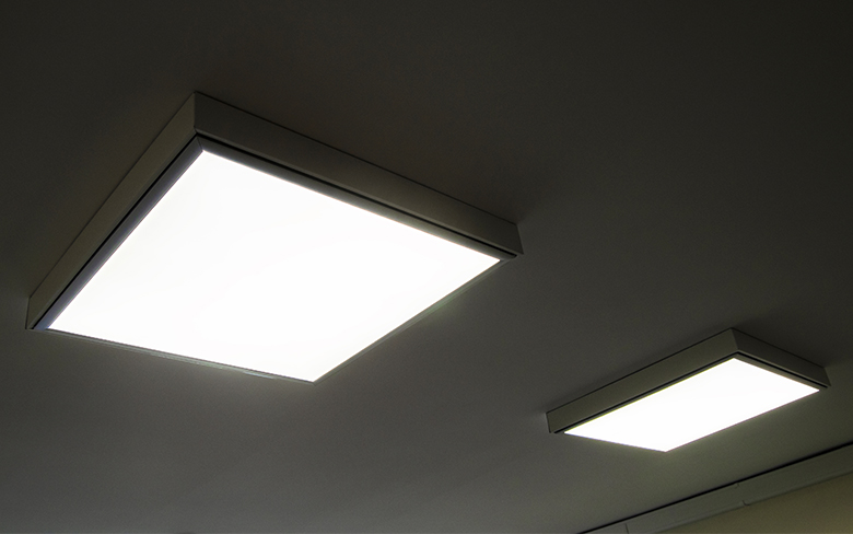 5 benefits of surface-mounted LED lighting