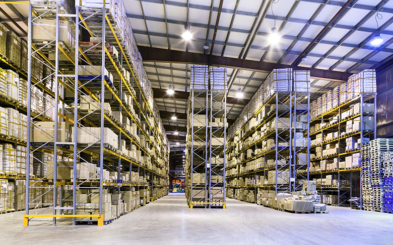 Warehouse Lighting Solution