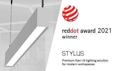 Red dot award for Stylus