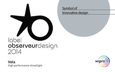 Symbol of innovative design
