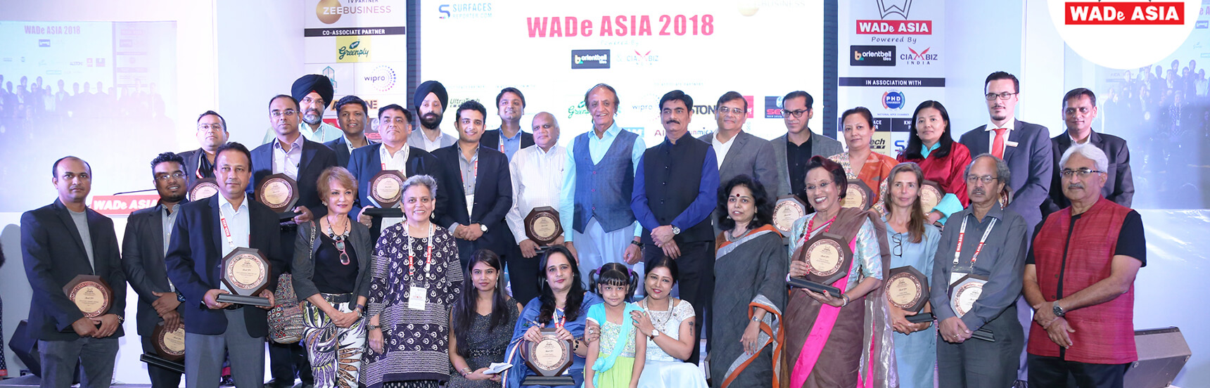 WADe ASIA/India is a prestigious architecture & design event of India
