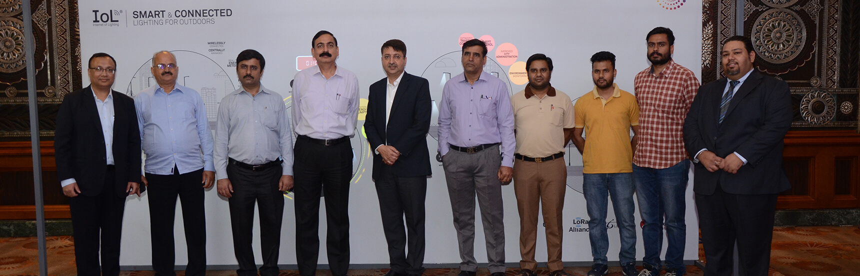 Wipro Lighting launches Internet of Lighting ™