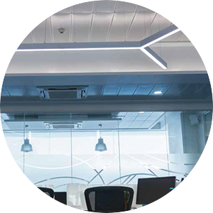 Office Bays