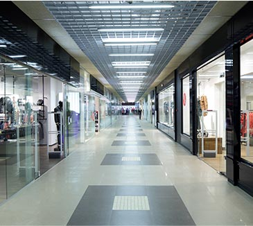 Commercial Interiors & Retail