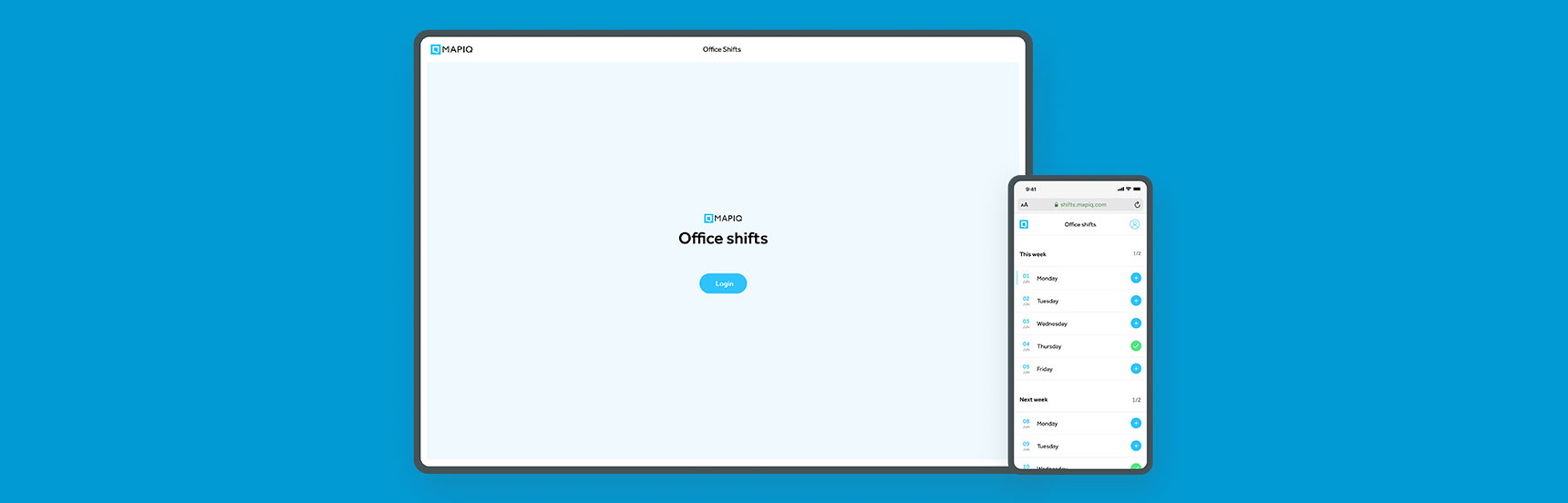 Wipro Lighting launches Mapiq's Office Shifts, a smart office technology in India