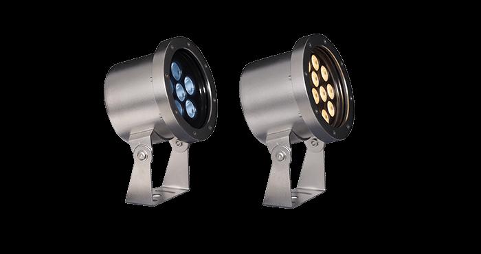 Under Water Luminaire (6W-36W) - LED Outdoor Landscape Lighting Fixtures - Wipro Lighting
