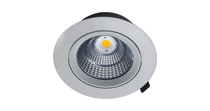 LED Gimball  - Commercial Downlight - Wipro Lighting