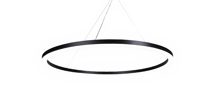 Orbit Ring (40W-50W) -  Commercial Suspended Luminaires - Wipro Lighting