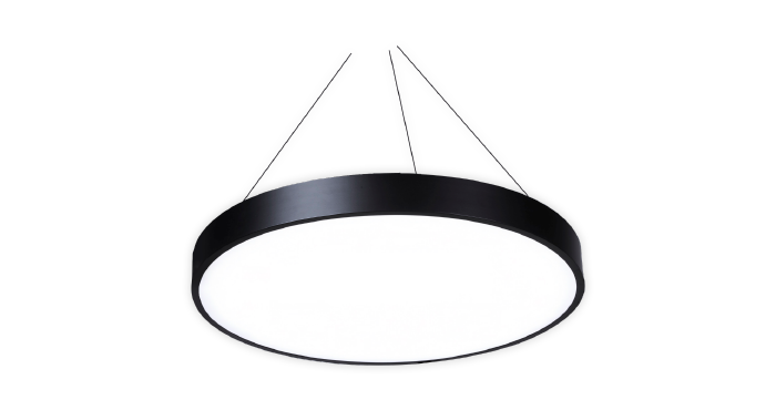 Orbit Slim (24W-45W) -  Commercial Suspended Luminaires - Wipro Lighting