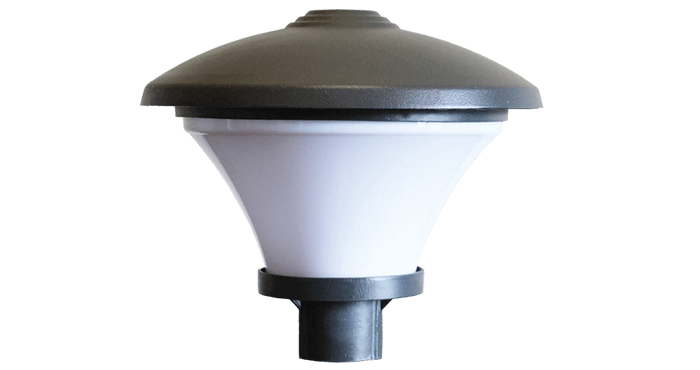 Post Top LED - LED Outdoor Landscape Lighting Fixtures - Wipro Lighting
