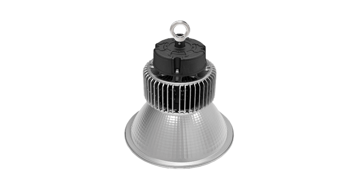Radial Prime LED (80W-200W) - High-Bay & Mid-Bay Luminaires - Wipro Lighting