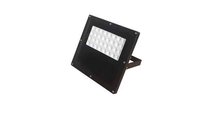 Alpha Floodlight LED (60W-80W) - Outdoor Flood Lighting Fixtures - Wipro Lighting