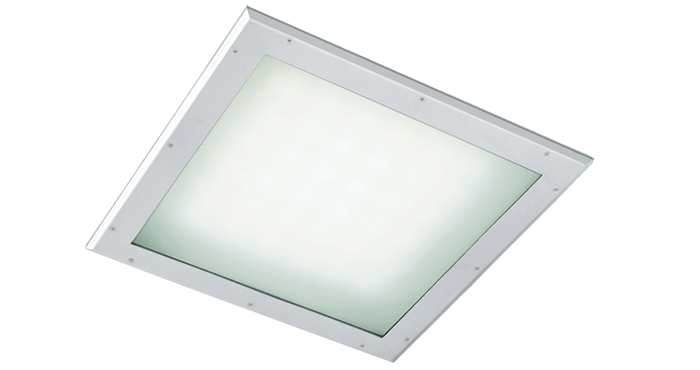Vision LED - Commercial Recessed Luminaires  - Wipro Lighting