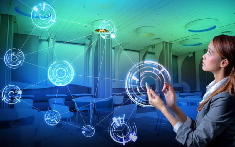 Commercial Lighting Systems and Internet of Things