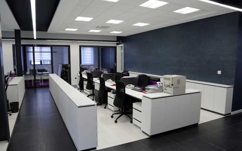 LED Recessed Lighting - A New Dawn in Office Lighting