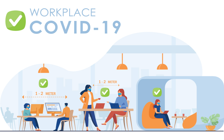 7 Tips for making your office space safe during COVID-19
