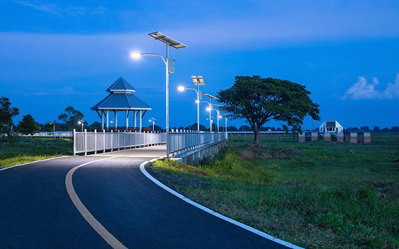 Advantages of solar street lights