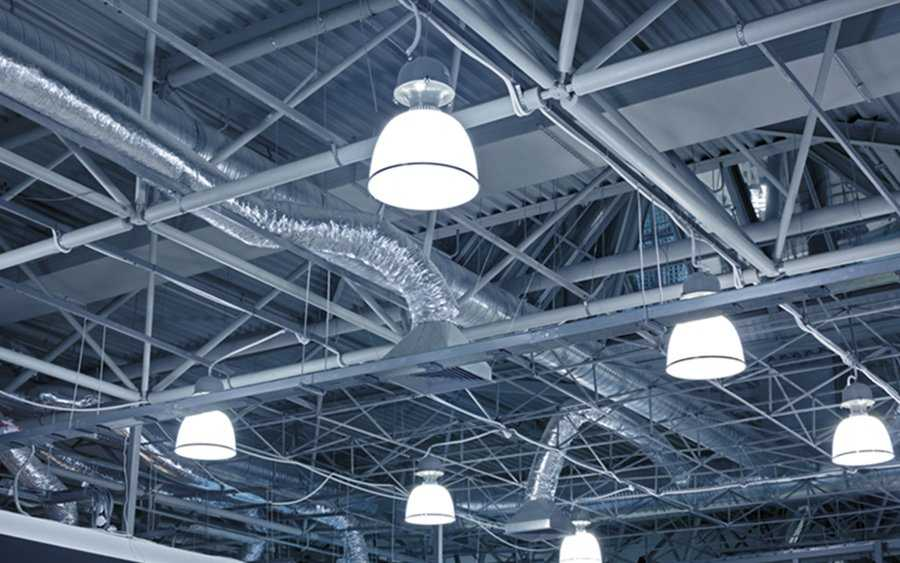 The Basics of Industrial Lighting Fixtures