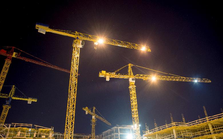 Construction LED Lighting