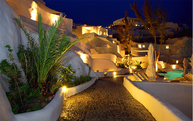 How to select Modern outdoor lighting for your premises?