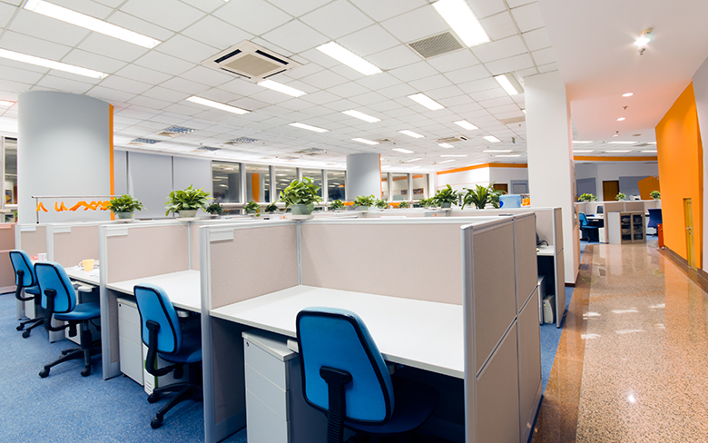 3 Ways Office Lights can affect Employee Performance