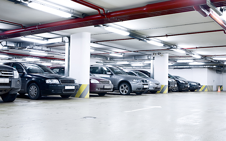 4 Benefits of using LED lights in parking lots