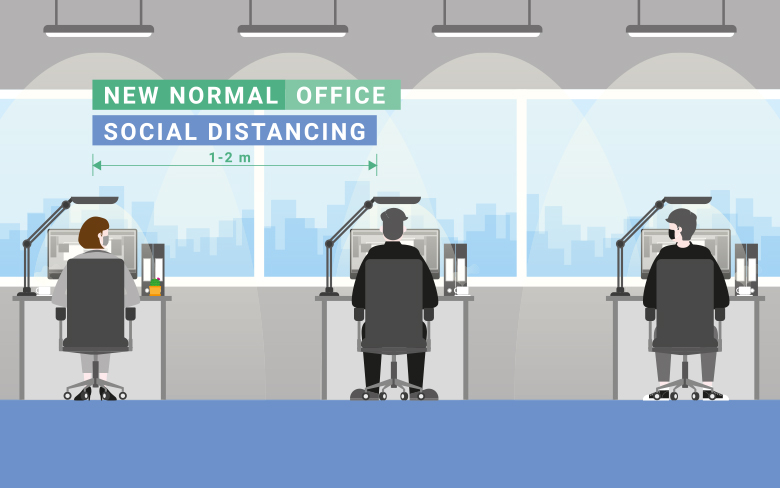 How to Stay Safe When Returning to Work Post Lockdown?