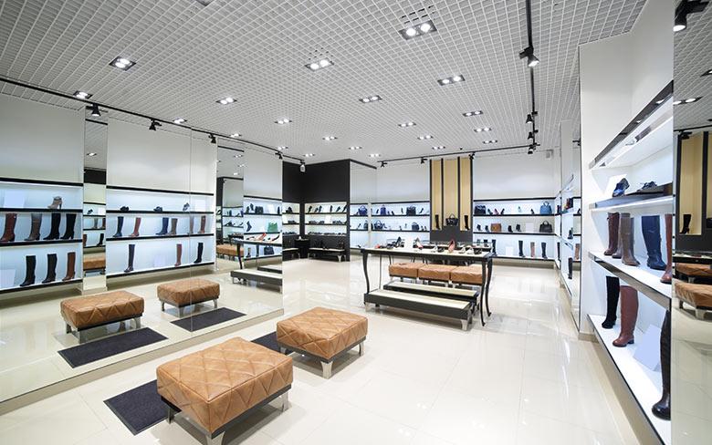Retail Shop Lighting