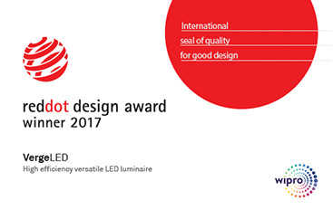 International seal of quality for good design (2017)