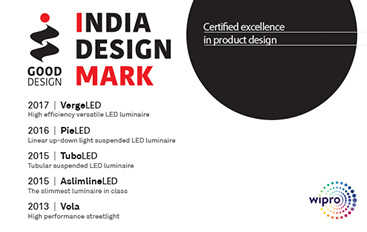 Certified excellence in product design