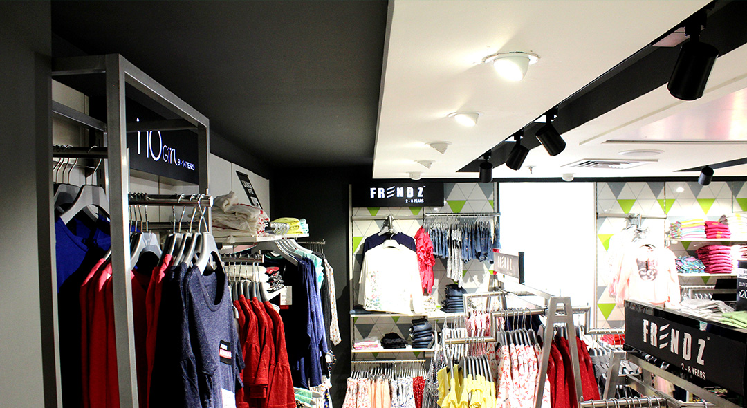 Retail & Commercial Interiors