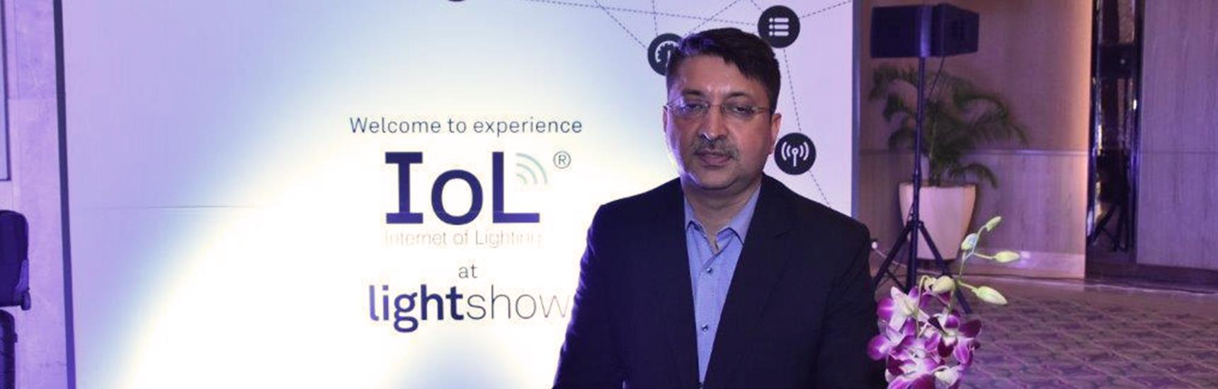 India Design Mark For Wipro's VERGE LED