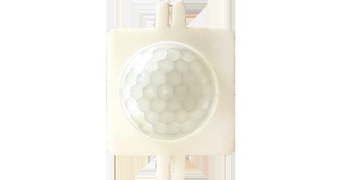 Smart Daylight Sensor with PIR Presence Detector - PoE