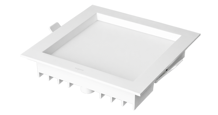 Helix Square (11W-15W ) - Commercial Downlight - Wipro Lighting