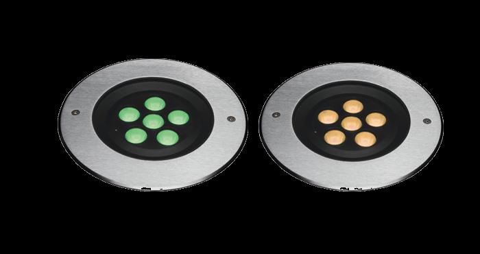 Inground Light (6W-18W) - LED Outdoor Landscape Lighting Fixtures - Wipro Lighting