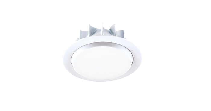Iris LED Gold DD (11W-15W) - Commercial Downlight - Wipro Lighting