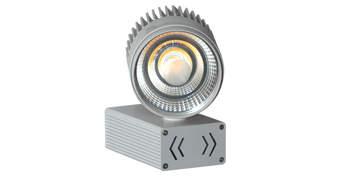 Track light LED  - Commercial Downlight - Wipro Lighting