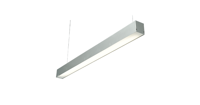 Lineos LED (20W-60W) -  Commercial Suspended Luminaires - Wipro Lighting