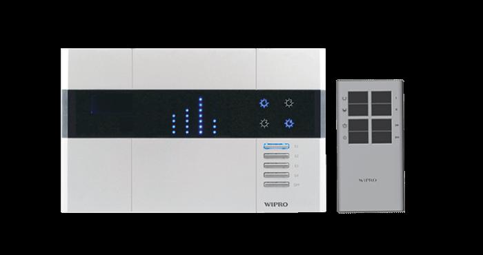 Scene Select System - Wipro Smart Lighting Controls