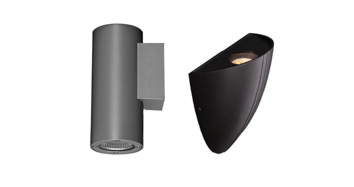 Wall Light (12W-24W) - LED Outdoor Landscape Lighting Fixtures - Wipro Lighting